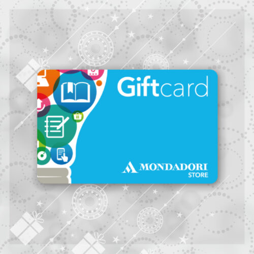shopping card mondadori