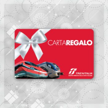 shopping card trenitalia